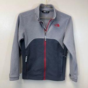 The North Face Boy's Fleece Jacket Medium 10/12